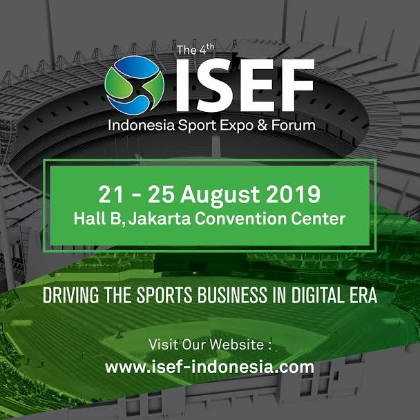 Indonesia Sport Expo & Forum 4th