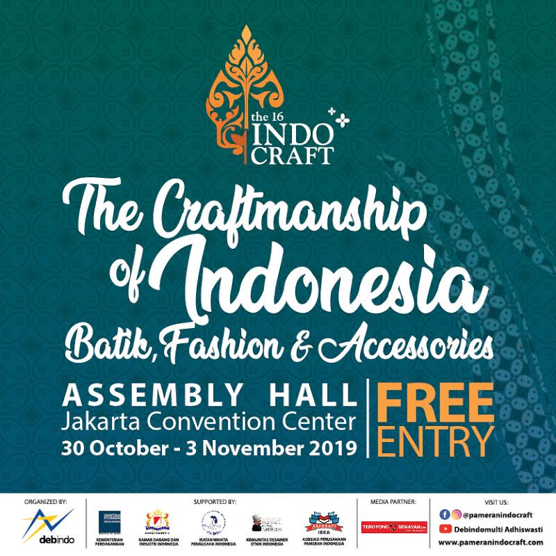 The 16 Indo Craft: The Craftmanship of Indonesia
