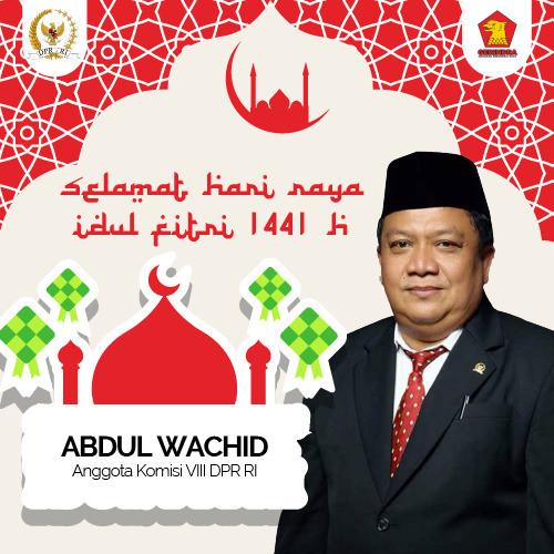 Idul Fitri 1441H Abdul Wachid