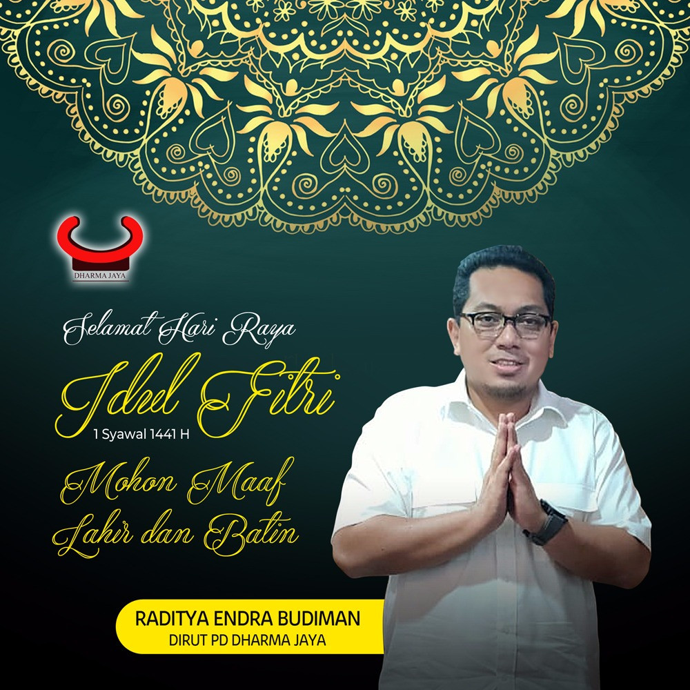 Idul Fitri 1441H Dharma Jaya