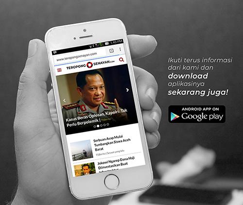 Aplikasi TeropongSenayan.com