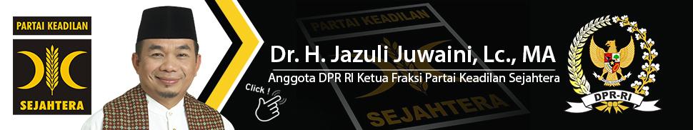H. Jazuli Juwaini Lc, MA